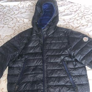 Other - Moncler Longue Saison With hood Jacket